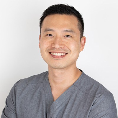 Burlington dentist Derek Song DMD