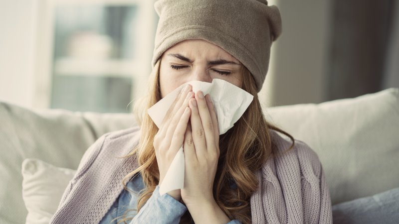 Feeling Sick? Here Are 5 Flu Season Tips to Help You Stay Healthy This Year